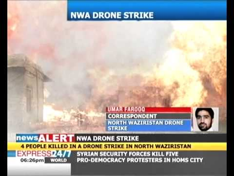 Four killed in North Waziristan drone strike