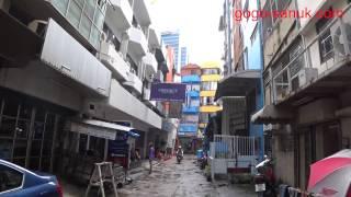 Sukhumvit Soi24 & Soi24/1 - Bangkok  Massage area