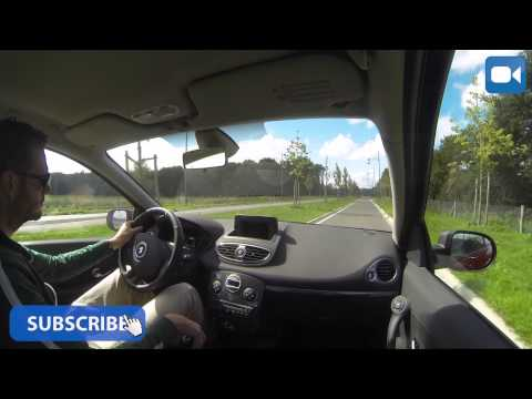 Renault Clio III RS 200 GREAT! OnBoard