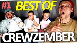 Best of Crewzember #1 (unsympathischTV, Inscope21, Peter & Shpendi)