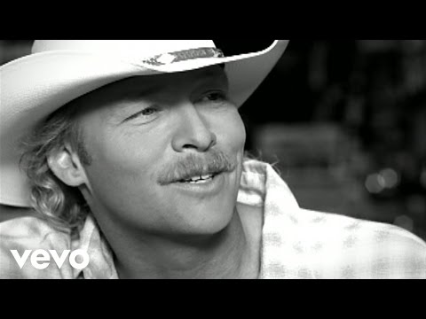 Alan Jackson – Little Man