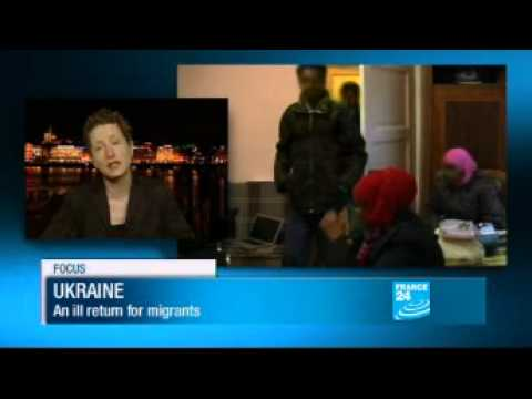 France24 - Asylum seekers face abuse at the gates of Europe.flv