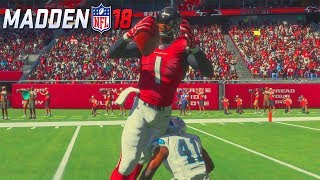 Madden 18 Career Mode WR Ep 16 - CLUTCH CATCH SAVES THE DAY!