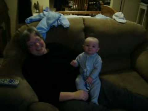 Grammy and Leo