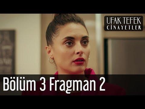 Ufak Tefek Cinayetler 3. Bölüm 2. Fragman