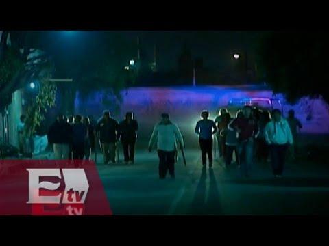 Vecinos de Chalco toman medidas contra inseguridad