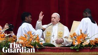 Sri Lanka: Pope Francis condemns 'cruel violence' of Easter Day attacks