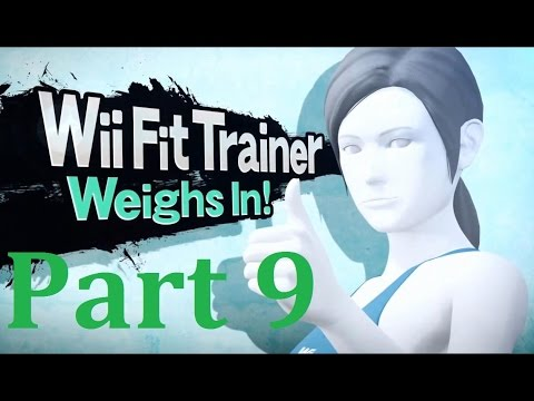 Let's Play Wii Fit Plus [Part 9]
