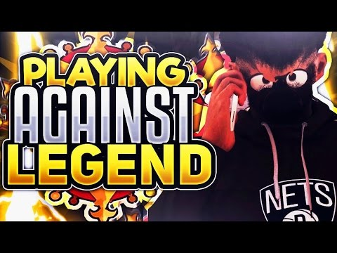 NBA 2K17 LEGEND EXPOSED !