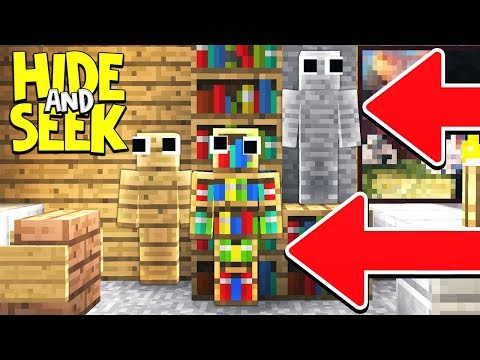CAMO TROLLING WITH UNSPEAKABLEGAMING AND MOOSECRAFT! (Minecraft HIDE AND SEEK)
