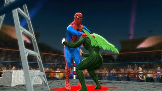 Spider Man VS Vulture - Epic Battle