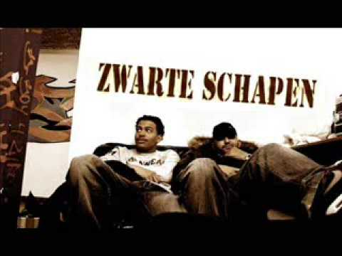 Zwarte Schapen - Zak In De Stront + LYRICS