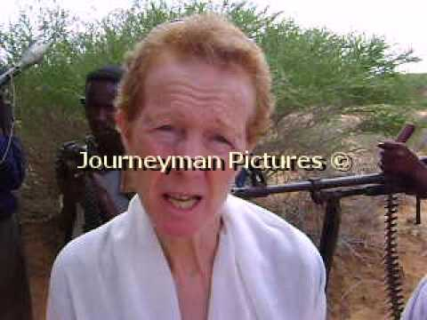 Chandler Hostage Footage Somalia