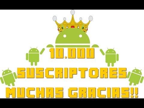 Apariencia Windows 8 en tu android - 10.000 suscriptores MUCHAS GRACIAS!!!!