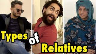 TYPES OF RELATIVES | Shahveer Jafry