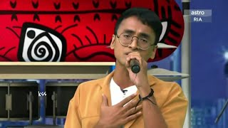 Lelaki ni viral suara paling sedap, Hariz Fayahet