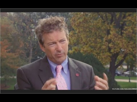 Rand Paul On Janet Yellen, Transparency At The Fed, And NSA Spying - Bloomberg 3/11/2013