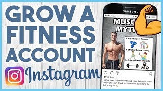 😎 HOW TO GROW A FITNESS PAGE ON INSTAGRAM (WORKS ON NICHE PAGE + PERSONAL BRANDS) 😎