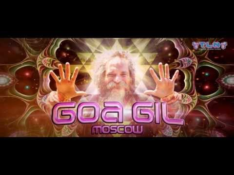 Goa Gil in Moscow @ Open Air 28.07.2012 (Official Aftermovie)