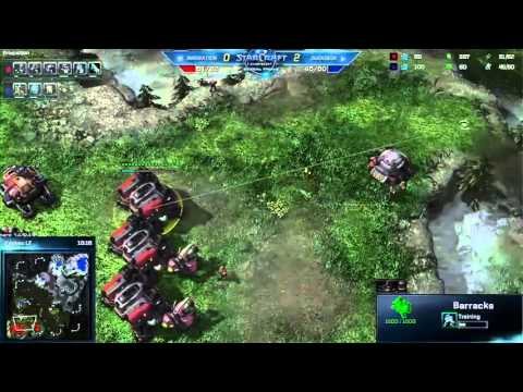 WCS Global Finals Day 1 | Bo5 Innovation vs Duckdeok Round 1