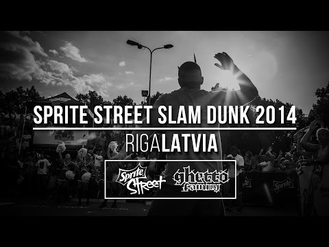 Sprite Street Slam Dunk 2014 | Official Aftermovie | Riga, Latvia video