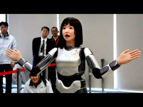 World s first robot staffed hotel to open in Japan