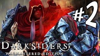 Darksiders Warmastered Edition - Parte 2: O Coração de Tiamat!!! [ PC - Playthrough ]