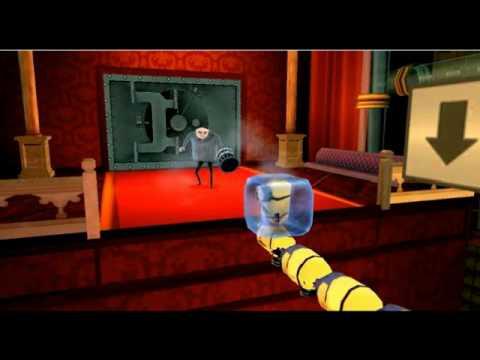 Despicable Me Video Game - Trailer