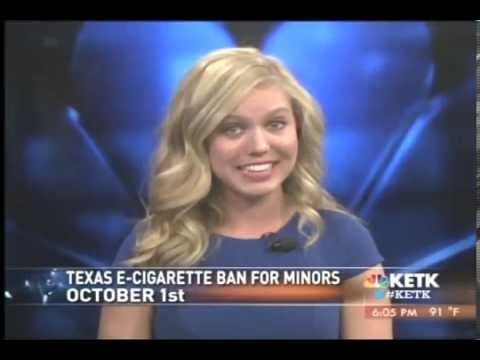 E-Cigs To Be Banned for Minors