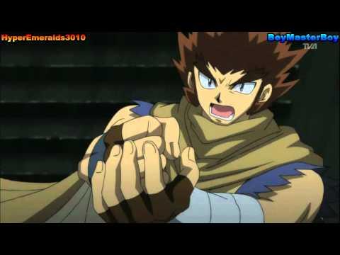 HD Beyblade AMV: Scythe Kronos vs Fang Leone