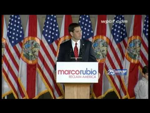 Uncut: Marco Rubio Gives Victory Speech
