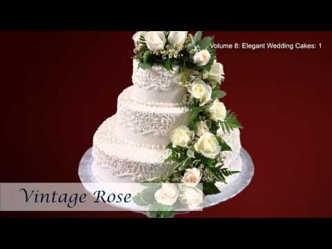 Elegant Wedding Cakes Pictures