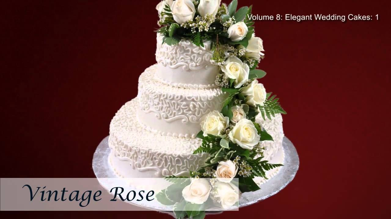 Elegant Wedding Cakes Wedding Cakes Pictures Wedding