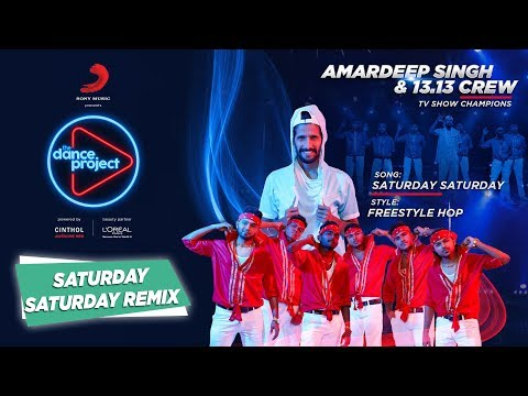 Saturday Saturday - Remix | Amardeep Singh Natt & 13.13 Crew | Humpty Sharma Ki Dulhania