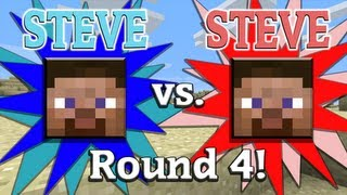 Steve vs. Steve - A Minecraft Rivalry - EP04