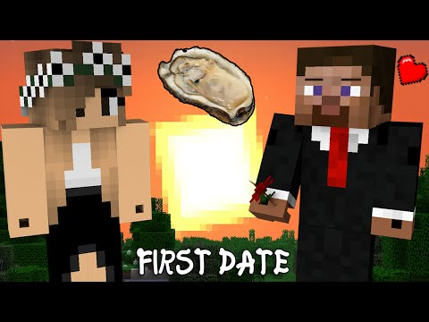 If Steve Went on a Date - Minecraft