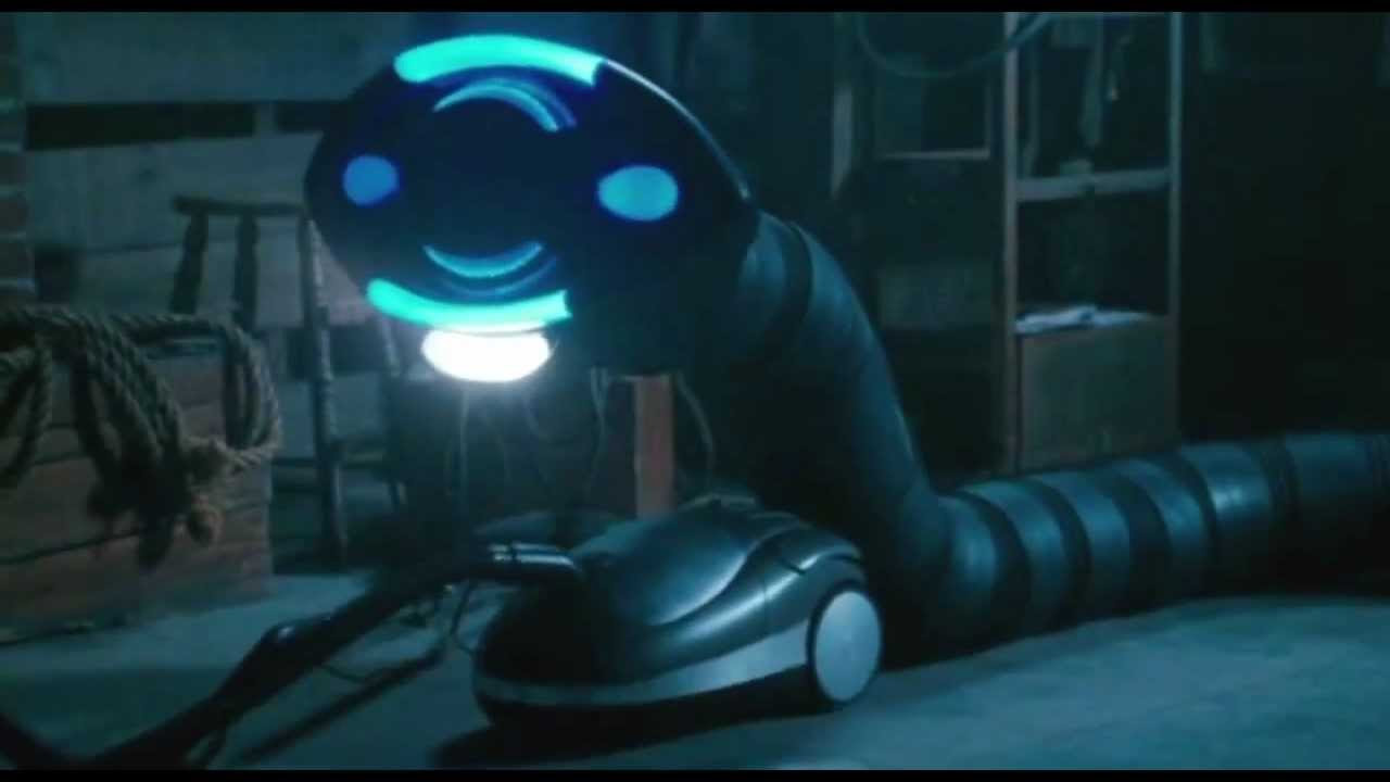 Mikey Scary Movie Funny Robot || Scary Movie 4