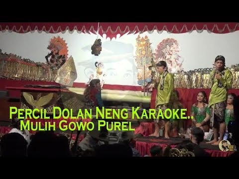 Terbaruu Full Limbukan - Percil Dolan Neng Karaoke, Mulih Gowo Purel