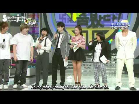 100214 Star Dance Battle Super Junior  Mbc video