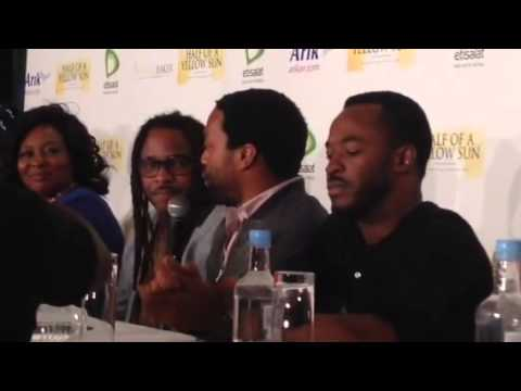 Chiwetel Ejiofor On Being British Nigerian