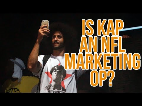 Is Kaepernick An NFL Reverse Marketing Tactic?