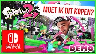 VERVEN, VERVEN, VERVEN! | SPLATOON 2 TESTFIRE:DEMO | FF GAMEN! | NINTENDO SWITCH