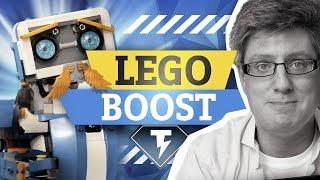 Lego Roboter zum selber bauen   Conrad TechnikHelden