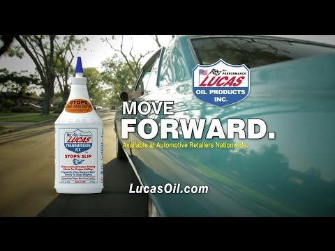 Lucas Oil - Transmission Fix - D is for Drive