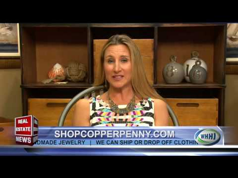 REAL ESTATE NEWS | Mary Margaret McGaughey, Copper Penny | 10-9-2015 | Only on WHHI-TV