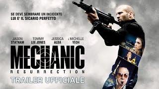 Mechanic: Resurrection (Jason Statham, Jessica Alba) - Trailer italiano ufficiale [HD]
