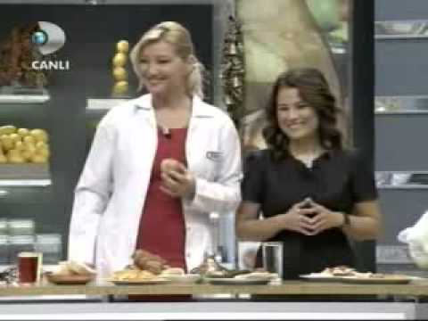 Dr.Ayça Kaya 21.09.2011 Kanal  D Doktorum… Zayıflatan Çorba Tarifi