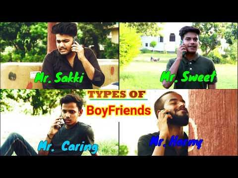 different types boyfriends