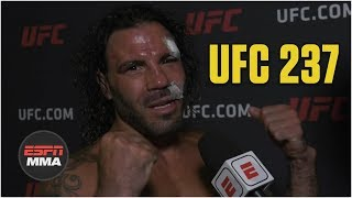 Clay Guida: Beating BJ Penn is my favorite win | UFC 237 | ESPN MMA
