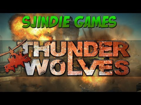Sjindie Games - Thunder Wolves